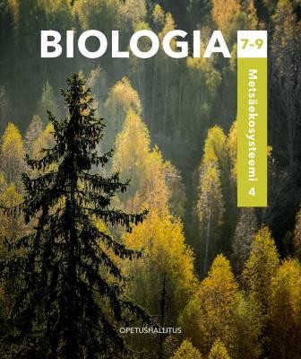 Biologia 7-9 - Metsäekosysteemi 4-6 (3 kirjaa)