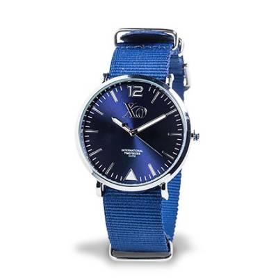XO-kello sininen