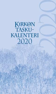 Kirkon taskukalenteri 2020 (pelkkä vuosipaketti)