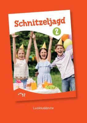 Schnitzeljagd 2 luokkaäänite CD