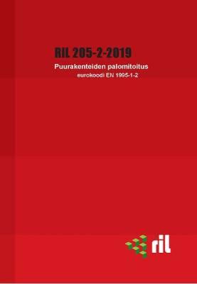 Puurakenteiden palomitoitus. Eurokoodi EN 1995-1-2