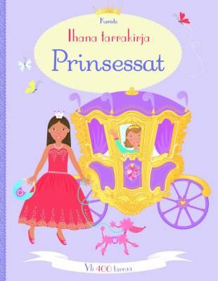 Ihana tarrakirja - Prinsessat