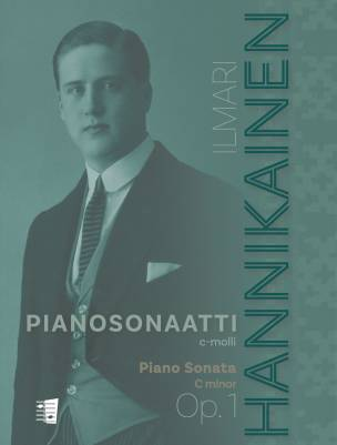Piano Sonata : Pianosonaatti op. 1
