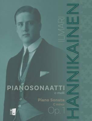 Piano Sonata : Pianosonaatti op. 1