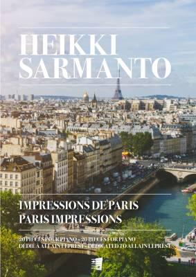 Impressions de Paris / Paris Impressions (piano)