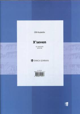 X'seven for violoncello