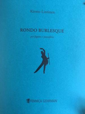 Rondo burlesque for bassoon and piano