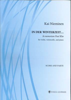In der Winterzeit…   Score and parts