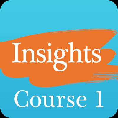 Insights 1 digikirja 48 kk ONL