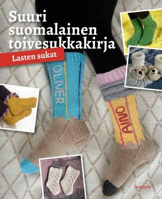 Suuri suomalainen toivesukkakirja 2