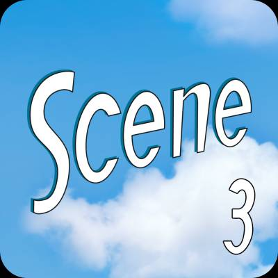 Scene 3 digipaketti (digikirja + digitehtävät) ONL
