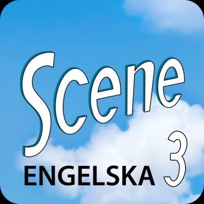 Scene 3 digipaket (digibok + digiuppgifter) ONL