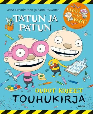 Tatun ja Patun oudot kojeet