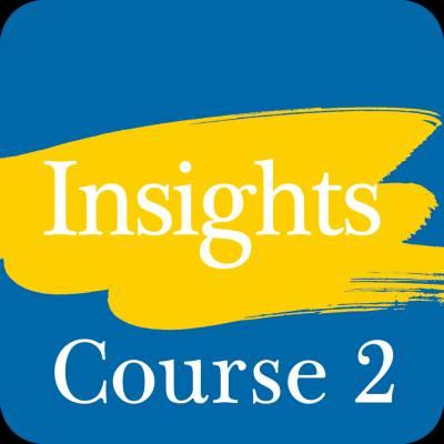 Insights 2 digikirja 6 kk ONL