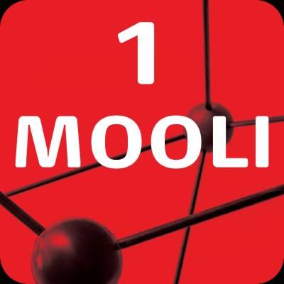 Mooli 1 digikirja 6 kk ONL (OPS16)