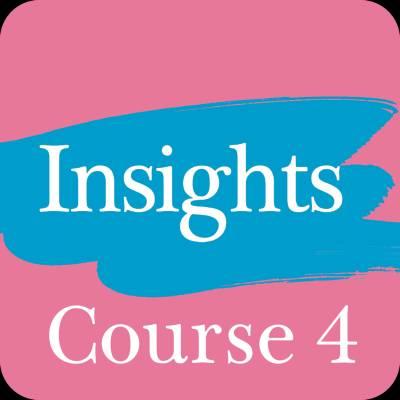 Insights Course 4 digikirja 6 kk ONL