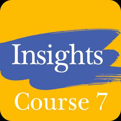 Insights Course 7 digikirja 6 kk ONL