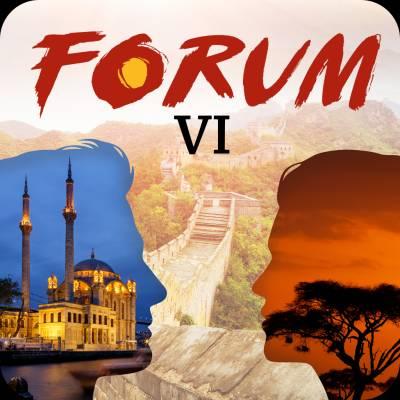 Forum VI Maailman kulttuurit kohtaavat digikirja 48 kk ONL (OPS16)