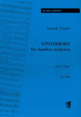 Winterborn for chamber orchestra - score