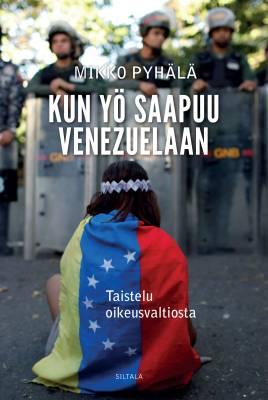 Kun yö saapuu Venezuelaan