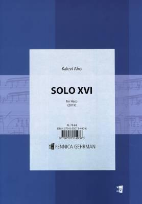 Solo XVI (Ballade) - harp