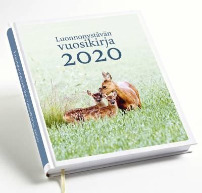 Luonnonystävän vuosikirja 2020 + kalenteri 2020