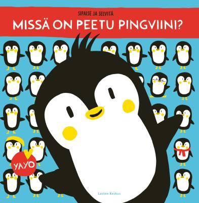 Missä on Peetu Pingviini?