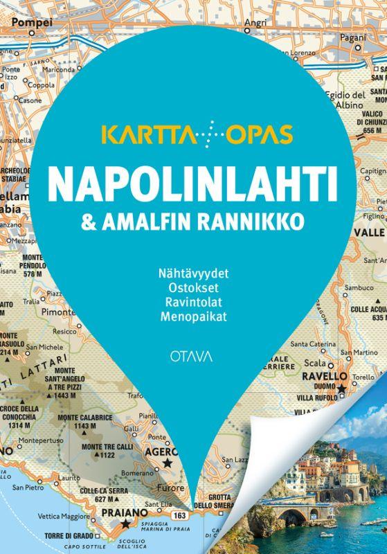 Napolinlahti Ja Amalfin Rannikko