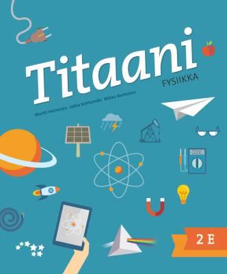 Titaani fysiikka 2 E