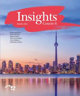 Insights Course 6 Engelska