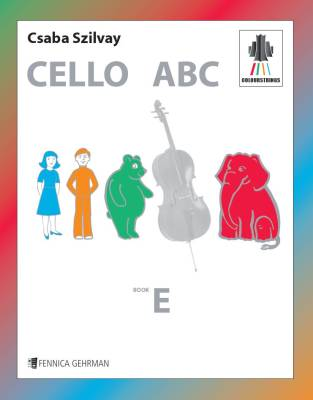 Colourstrings Cello ABC: BOOK E