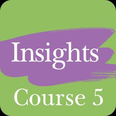 Insights 5 digikirja 48 kk ONL