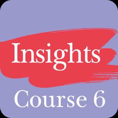 Insights 6 digikirja 6 kk ONL