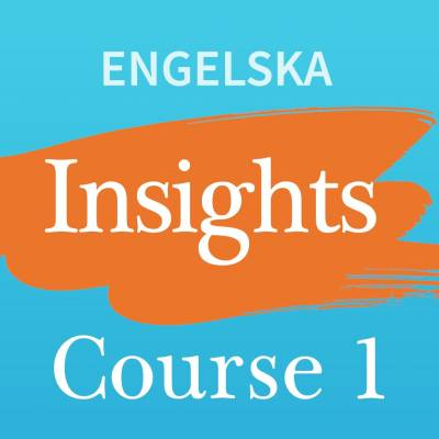Insights Course 1 digibok 6 mån ONL