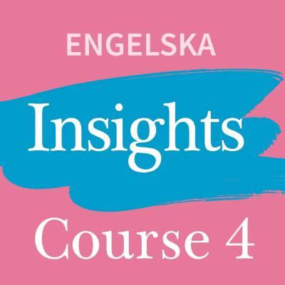 Insights Course 4 digibok 48 mån ONL