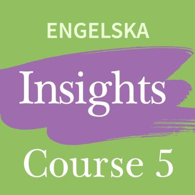 Insights Course 5 digibok 6 mån ONL