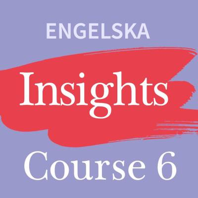 Insights Course 6 digibok 48 mån ONL