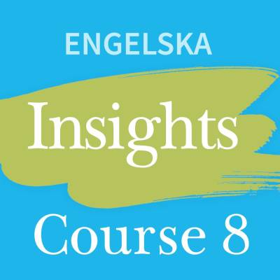 Insights Course 8 digibok 48 mån ONL