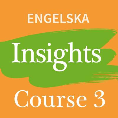 Insights Course 3 digibok 6 mån ONL