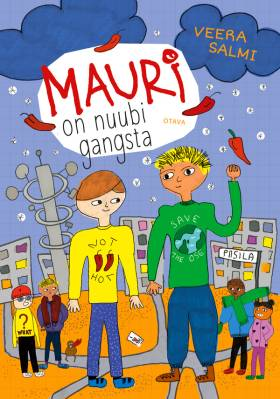 Mauri on nuubi gangsta
