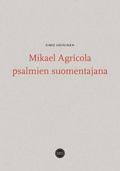 Mikael Agricola psalmien suomentajana
