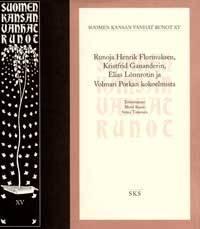Suomen kansan vanhat runot 15