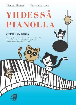 Yhdessä pianolla - oppilaan kirja