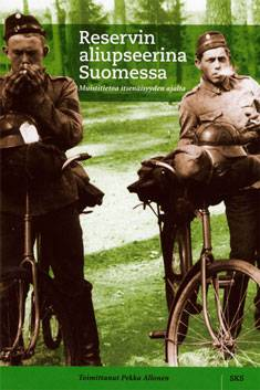 Reservin aliupseerina Suomessa