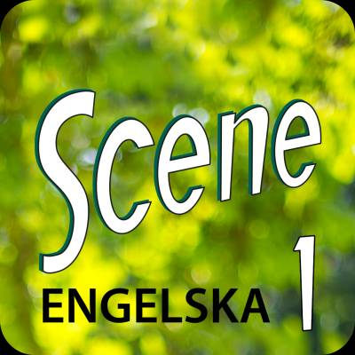 Scene 1 digipaket (digibok + digiuppgifter) engelska ONL