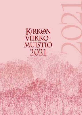 Kirkon viikkomuistio 2021 (pelkkä vuosipaketti)