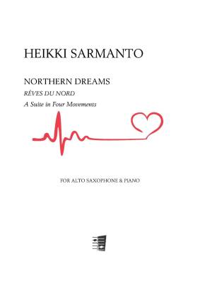 Northern Dreams (Rêves du Nord) - Alto saxophone, piano