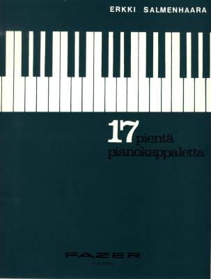 17 pientä pianokappaletta / 17 Little Piano Pieces