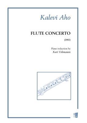 Flute Concerto - Solo part & piano reduction