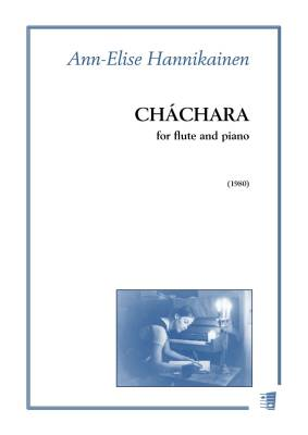 Cháchara for flute and piano (1980)